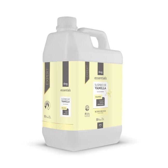 Shampoo Suspiro De Vanilla - 5L
