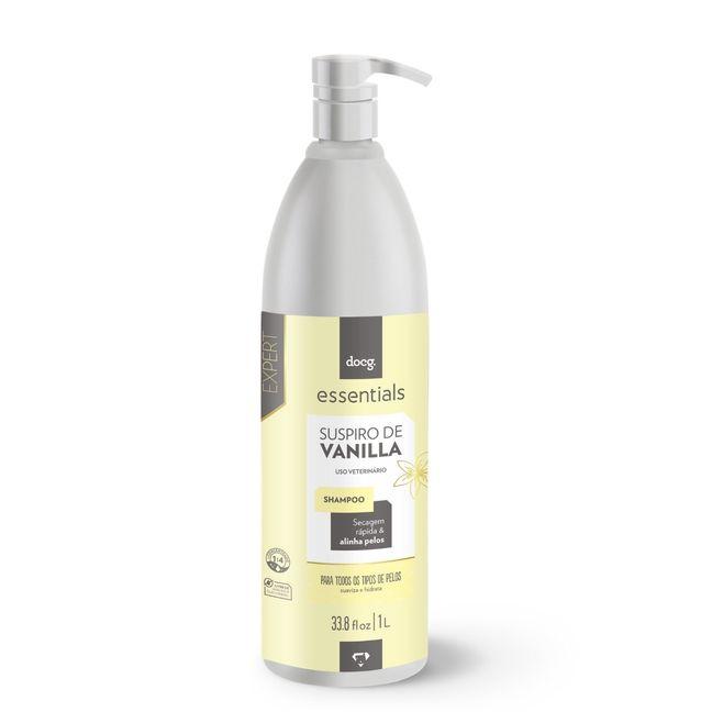 Shampoo Suspiro De Vanilla - 1L