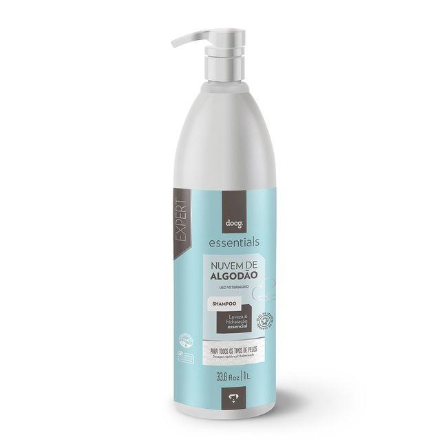 Shampoo Nuvem De Algodão - 1L