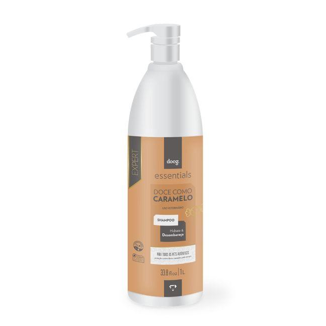 Shampoo Doce Como Caramelo - 1L