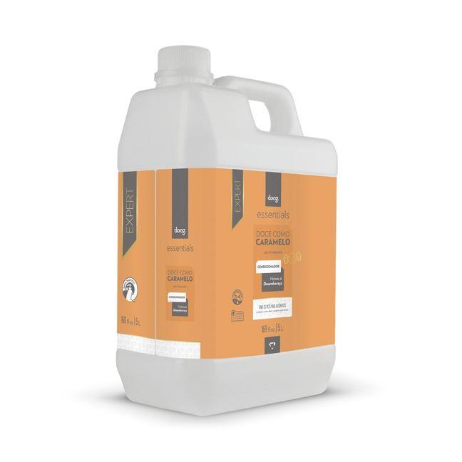 Condicionador Doce Como Caramelo - 5L
