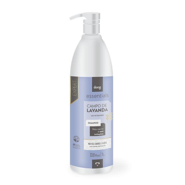 Shampoo Campo de Lavanda - 1L