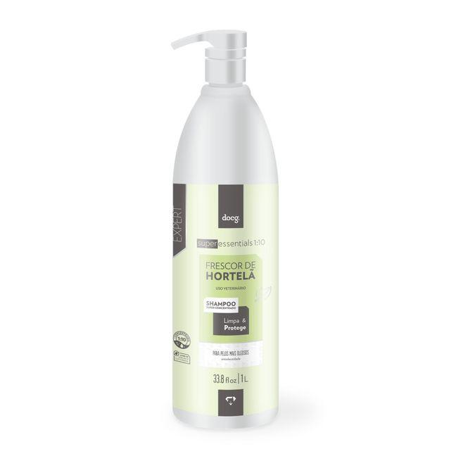 Shampoo Essentials 1:10 Frescor de Hortelã - 1L