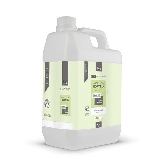 Shampoo Essentials 1:10 Frescor de Hortelã - 5L