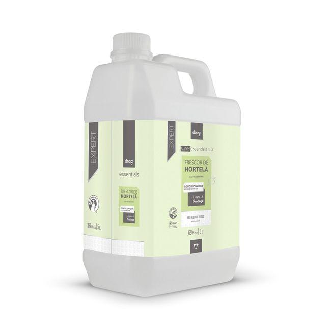 Condicionador Essentials 1:10 Frescor de Hortelã - 5L