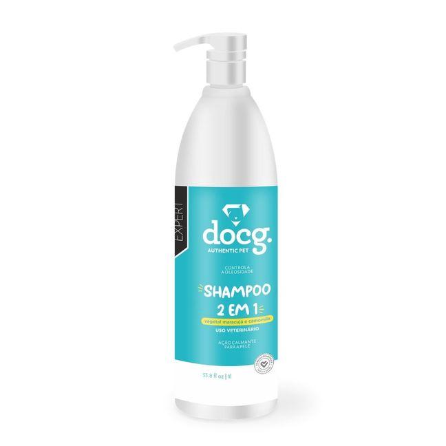 Shampoo 2 em 1 Vegetal Maracujá e Camomila - 1L
