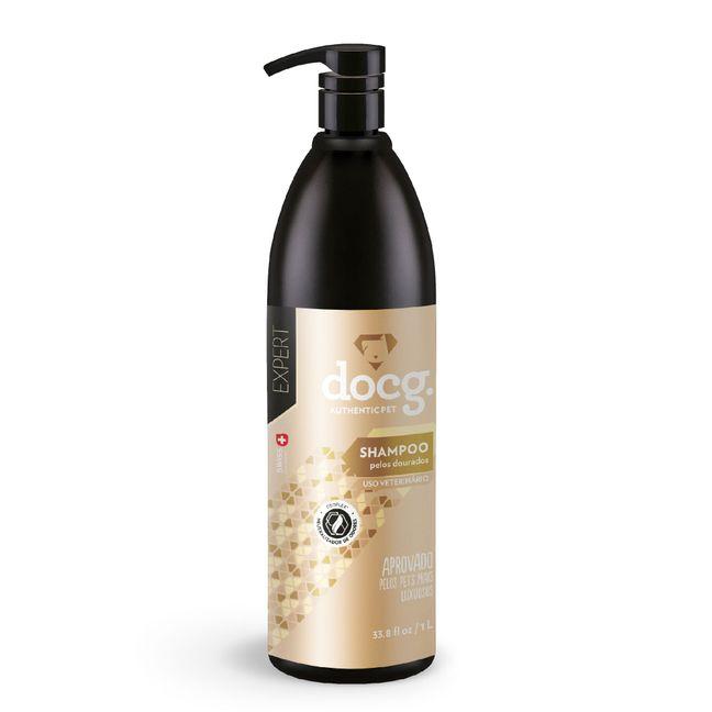 Shampoo Pelos Dourados - 1L